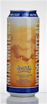 Samuel Adams Nitro White Ale
