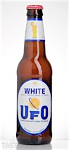 Harpoon Brewery UFO White Ale