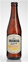 Muskoka Brewery Summerweiss Hefeweizen