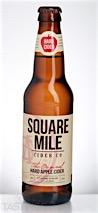 """Square Mile Cider Co. """"The Original"""" Hard Apple Cider"""