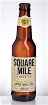 """Square Mile Cider Co. """"Spur & Vine"""" Hopped Apple Cider"""
