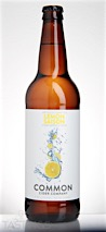 Common Cider Company Lemon Saison Hard Cider
