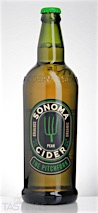 """Sonoma Cider """"The Pitchfork"""" Pear Cider"""