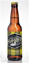 Flatbed Cider Pear Hard Cider