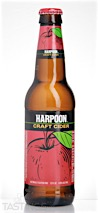 Harpoon Brewery Craft Cider