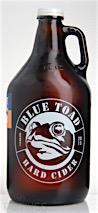 Blue Toad Hard Cider ROC Hard Amber