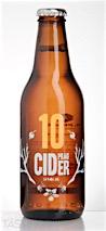 """Prager Cider """"10""""Cider"""