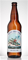 Pacific Coast Cider Hard Apple Cider