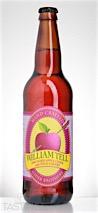 William Tell Hard Apple Cider with Wild Cherry
