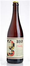 Branchline Brewing Company 3rd Anniversary Oak-Aged Tripel