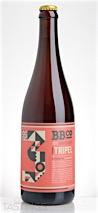 Branchline Brewing Company 3rd Anniversary Cherry Tripel