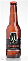 Revolver Brewing Blood and Honey Fruit Ale