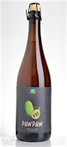 Upland Brewing PawPaw Lambic