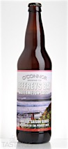 O'Connor Brewing Company Jeffreys Bay Watermelon Saison
