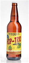 "Knee Deep Brewing Co. ""Hop-Trio"" Triple IPA"