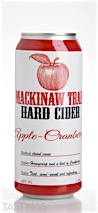 Mackinaw Trail Winery Apple Cranberry Hard Cider