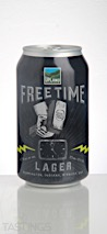 Upland Brewing Free Time Vienna Style Lager
