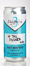 3 Daughters Brewing # the Pilsner