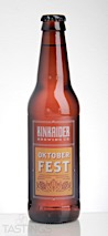 Kinkaider Brewing Co. Oktoberfest