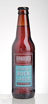 Kinkaider Brewing Co. Bearded Bock Lager