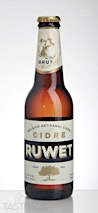 Ruwet  Brut Cidre