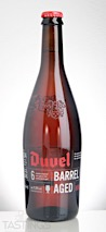 Duvel Moortgat 2017 Bourbon Barrel-Aged Ale
