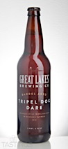 Great Lakes Brewing Co. Barrel Aged Tripel Dog Dare Ale