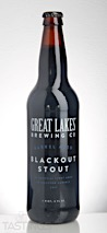 Great Lakes Brewing Co. Barrel Aged Blackout Imperial Stout