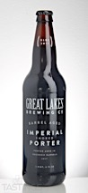 Great Lakes Brewing Co. 2017 Barrel Aged Imperial Smoked Porter