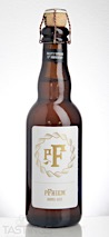pFriem Baileys Taproom 10th Anniversary Barrel-Aged Belgian-Style Pale Ale