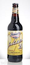 Shmaltz Brewing Company Jewbelation 20th Anniversary Strong Ale