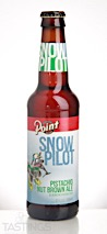 Stevens Point Brewery Snow Pilot Pistachio Nut Brown Ale