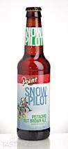Stevens Point Brewery Snow Pilot Pistachio Nut Brown Ale