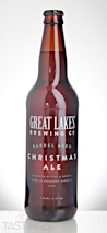Great Lakes Brewing Co. 2016 Barrel Aged Christmas Ale