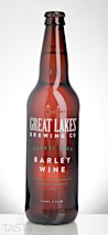 Great Lakes Brewing Co. 2017 Barrel Aged Barleywine
