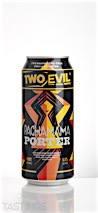 Two Roads & Evil Twin Brewing Companies Pachamama Porter