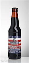 Infamous Brewing Company Camacho Stout