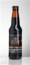 "Infamous Brewing Company ""Sweep The Leg"" Stout"