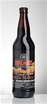 Infamous Brewing Company Pumpkin Massacre Porter