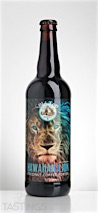 Big Top Brewing Company Hawaiian Lion Coffee Coconut Porter