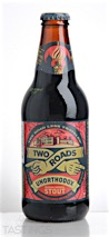 Two Roads Brewing Company Unorthodox Russian Imperial Stout