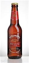 Struman's Organic Beer Co. Premium Lager