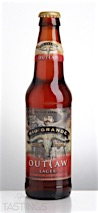 Rio Grande Outlaw Amber Lager
