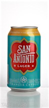 Ranger Creek Brewing & Distilling San Antonio Lager