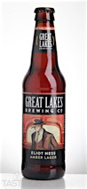 Great Lakes Brewing Co. Eliot Ness Amber Lager