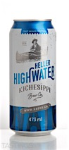 Kichesippi Beer Co. Heller Highwater