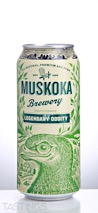 Muskoka Brewery Legendary Oddity Strong Ale