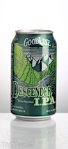 GoodLife Brewing Co. Descender IPA