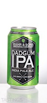Rahr & Sons Brewing Co. Dadgum IPA