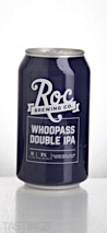 Roc Brewing Co. Whoopass Double IPA